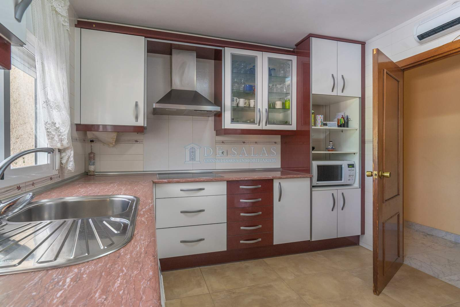 Cocina-27 House La Moraleja