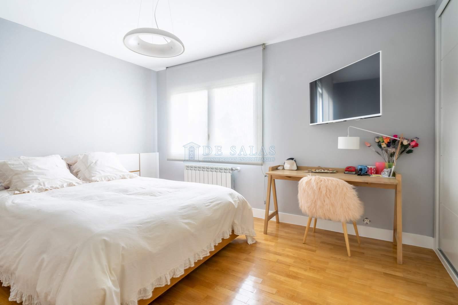 Dormitorio-31 House La Moraleja