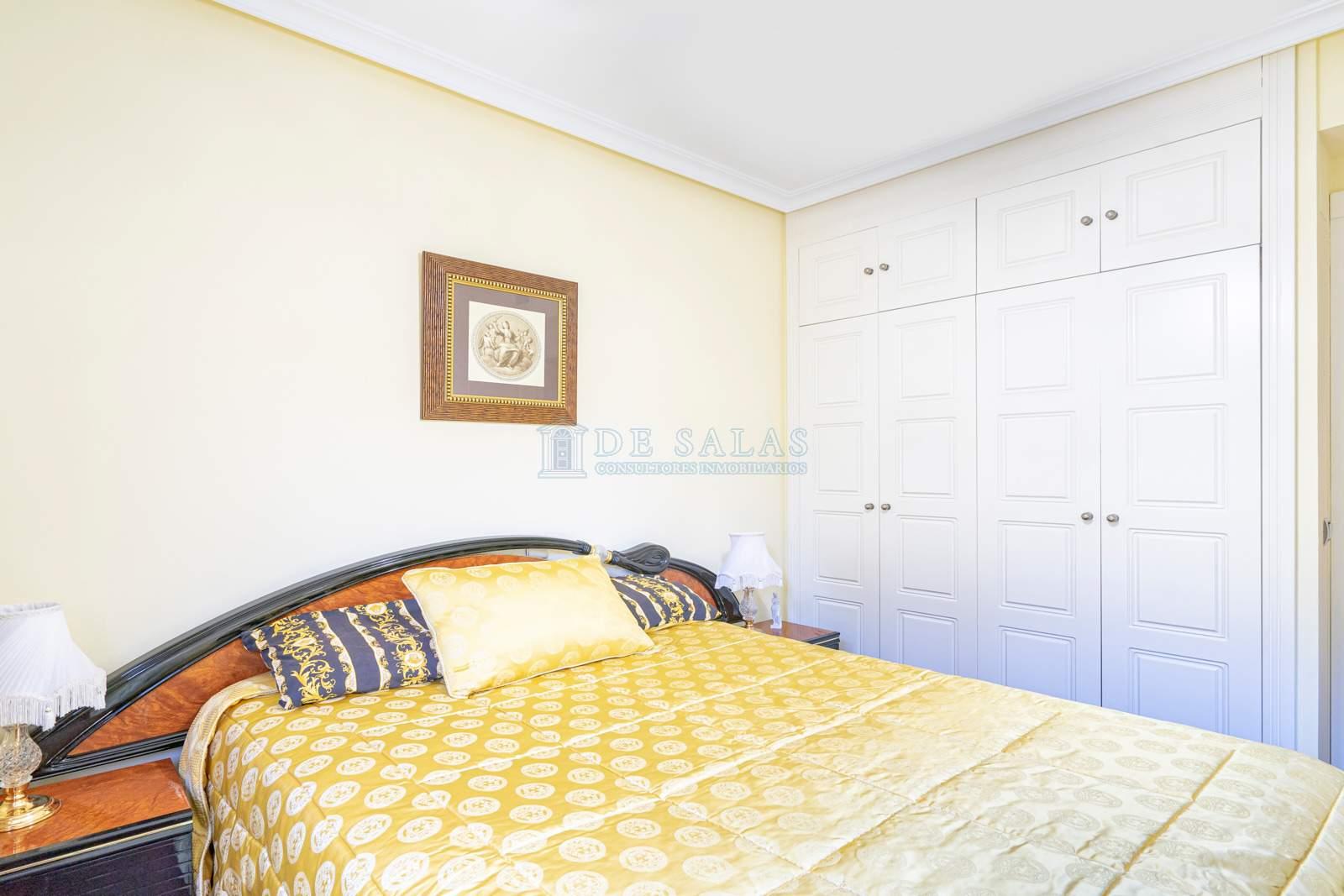 Dormitorio- Flat El Encinar de los Reyes