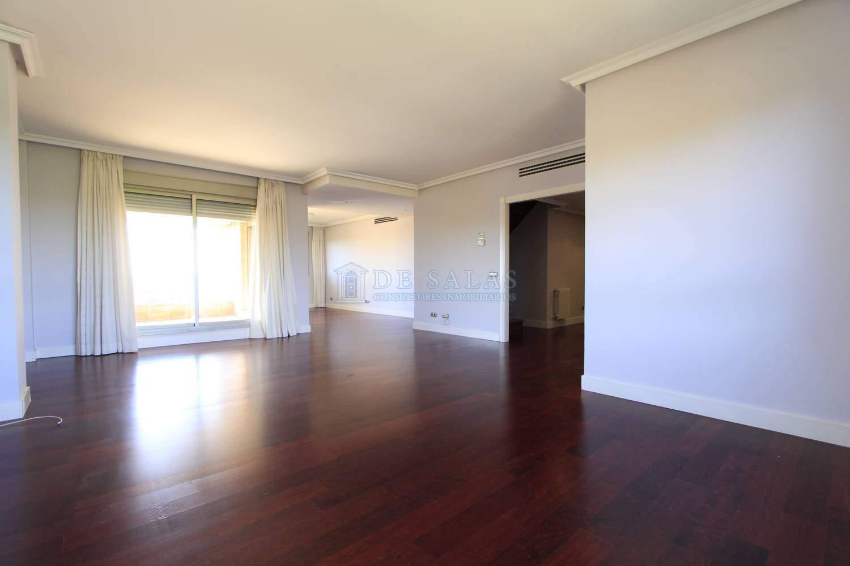 Salón-_MG_1784 Appartement El Encinar de los Reyes