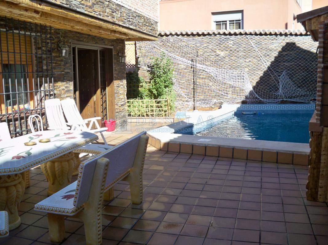 piscina 2 Chalet Puerta de Hierro