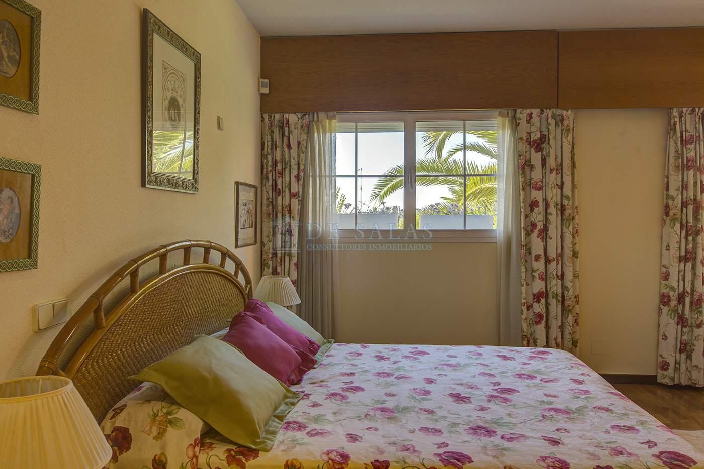Dormitorio Chalet Conde de Orgaz