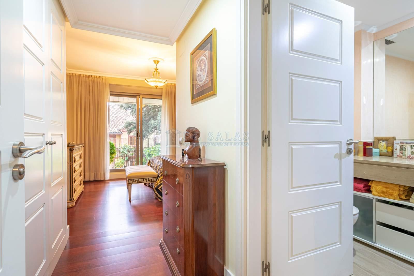 Dormitorio-20 Flat El Encinar de los Reyes