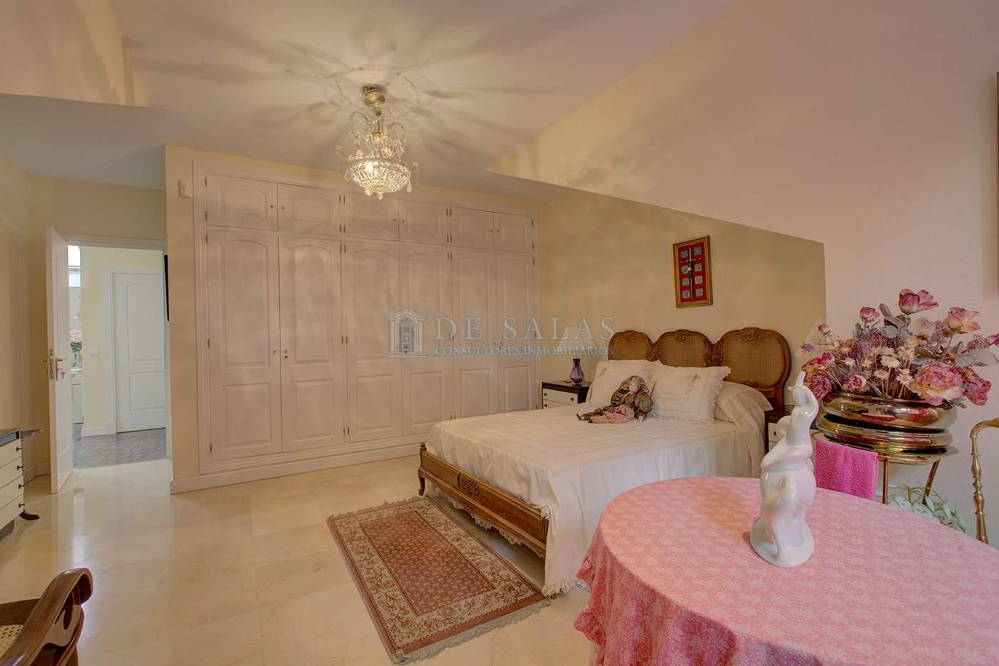 Dormitorio-IMG_7423_4_5 copia Chalet La Moraleja