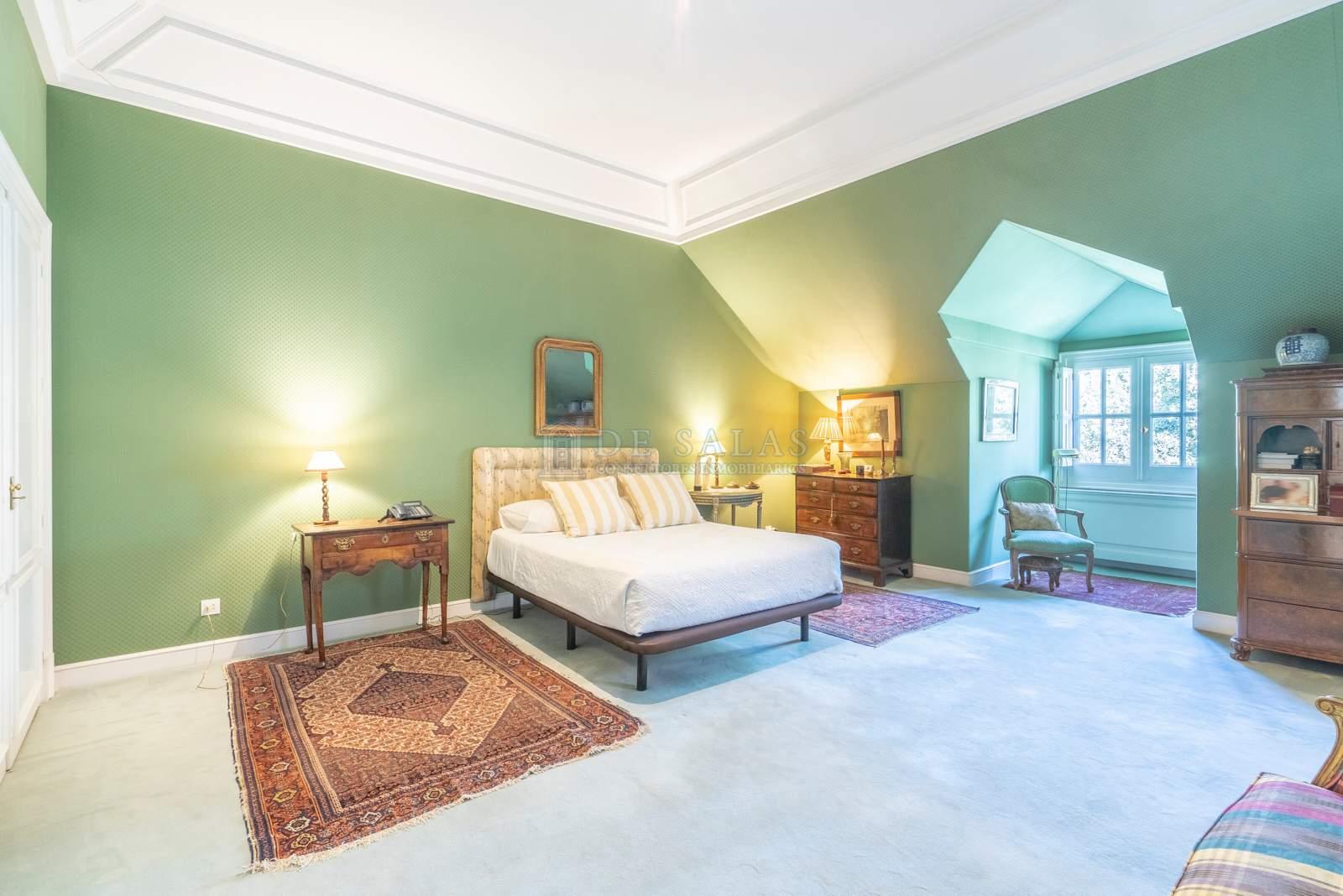 Dormitorio-19 House La Moraleja