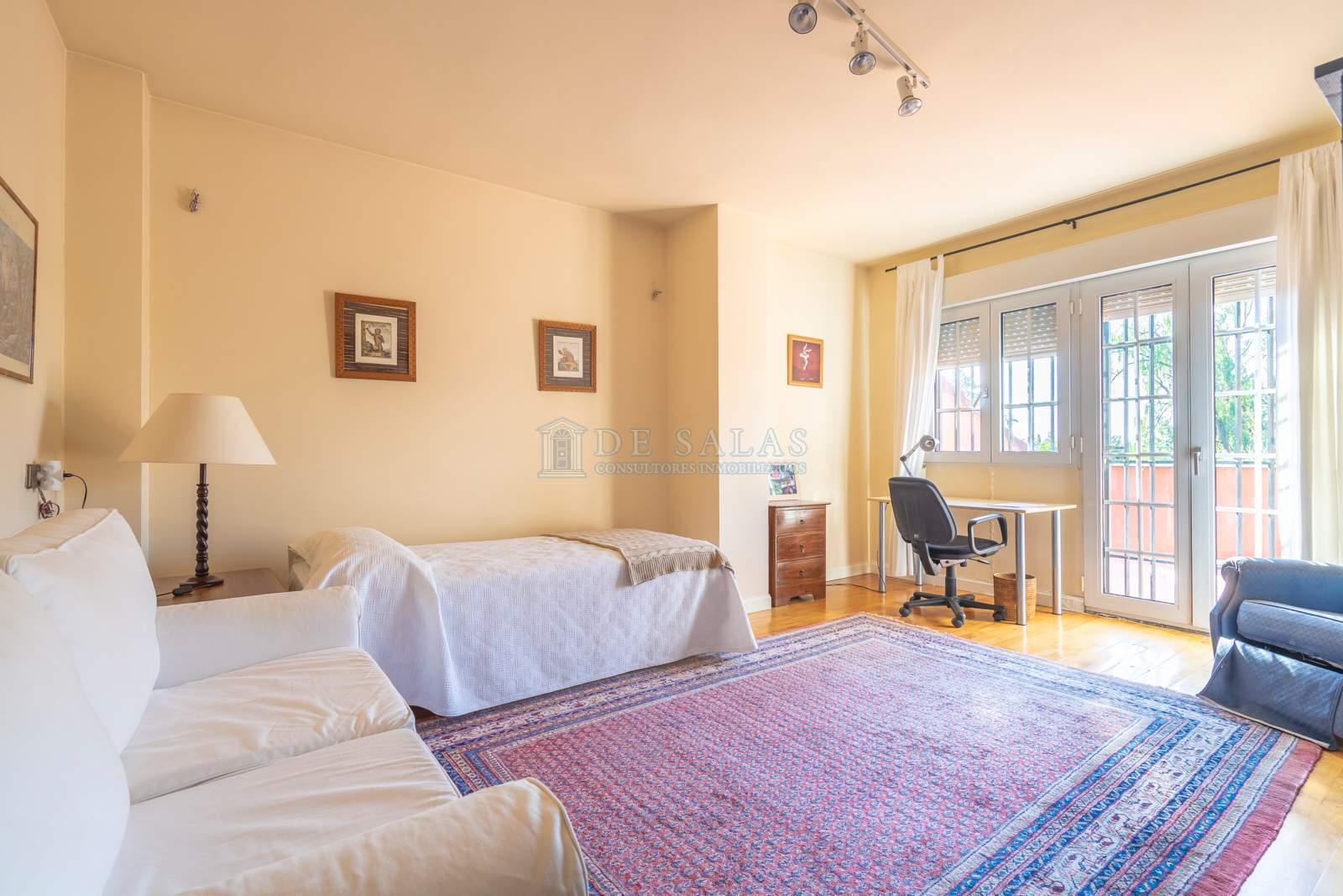35-Dormitorio (1) Chalet La Moraleja