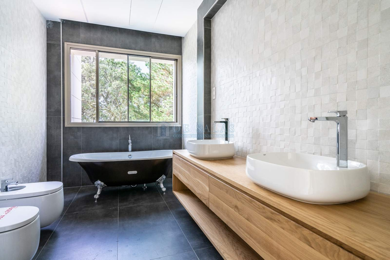 Baño-18 Maison La Moraleja