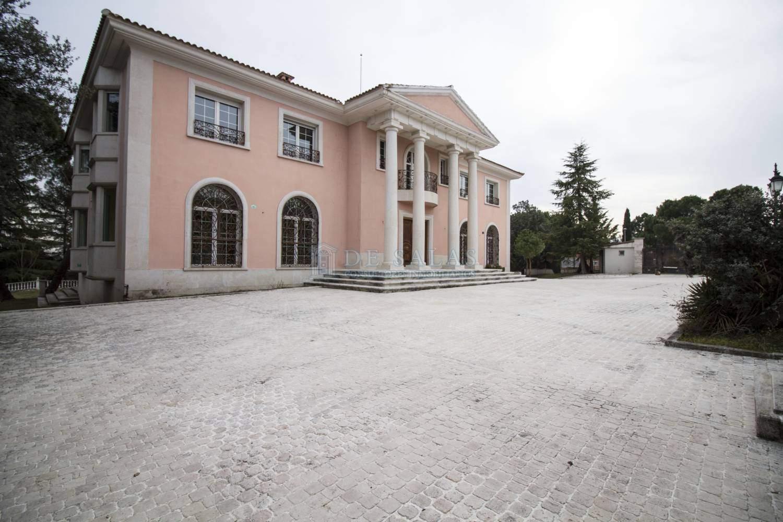 Fachada-_MG_1412 House La Moraleja