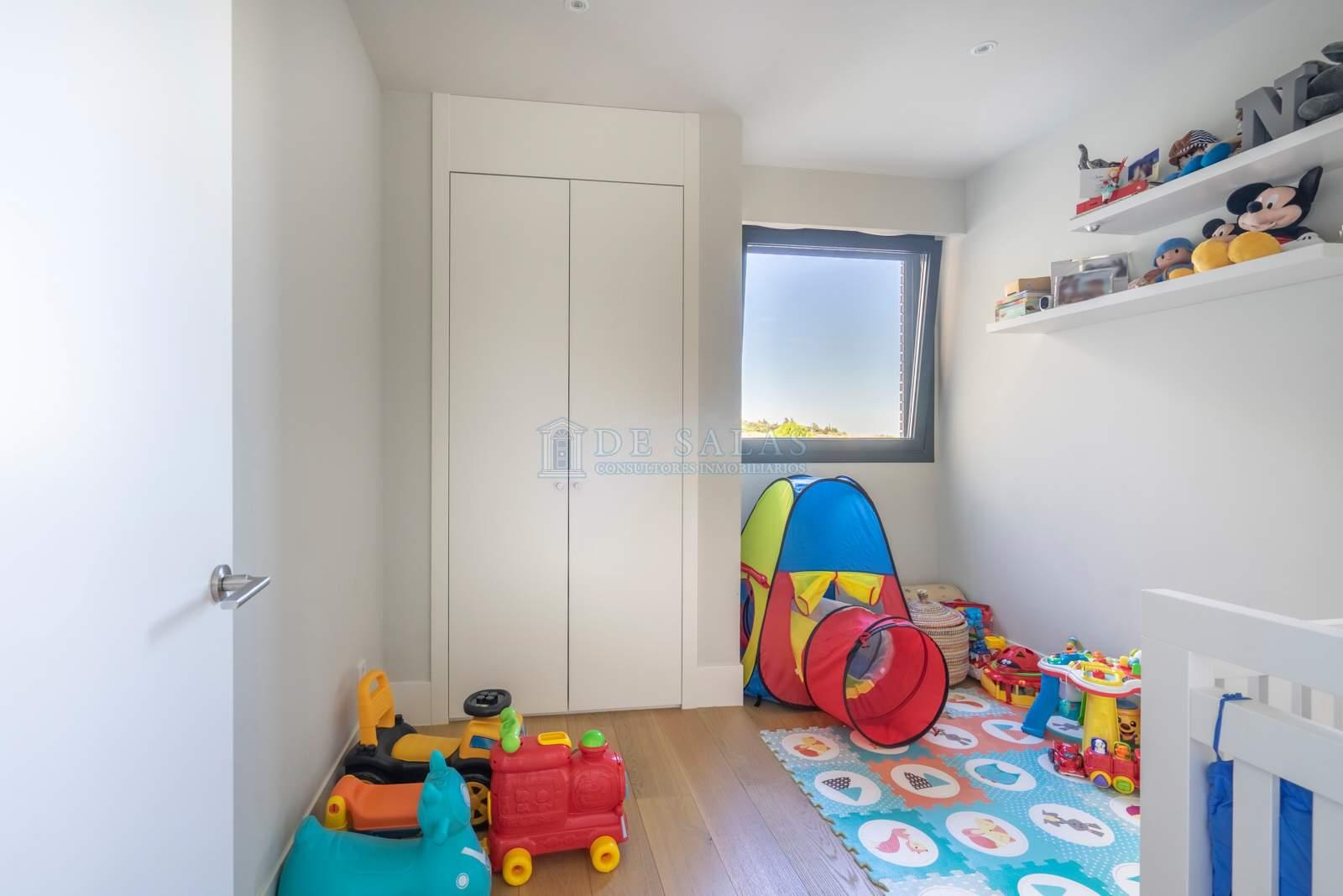 Dormitorio-22 Appartement El Encinar de los Reyes