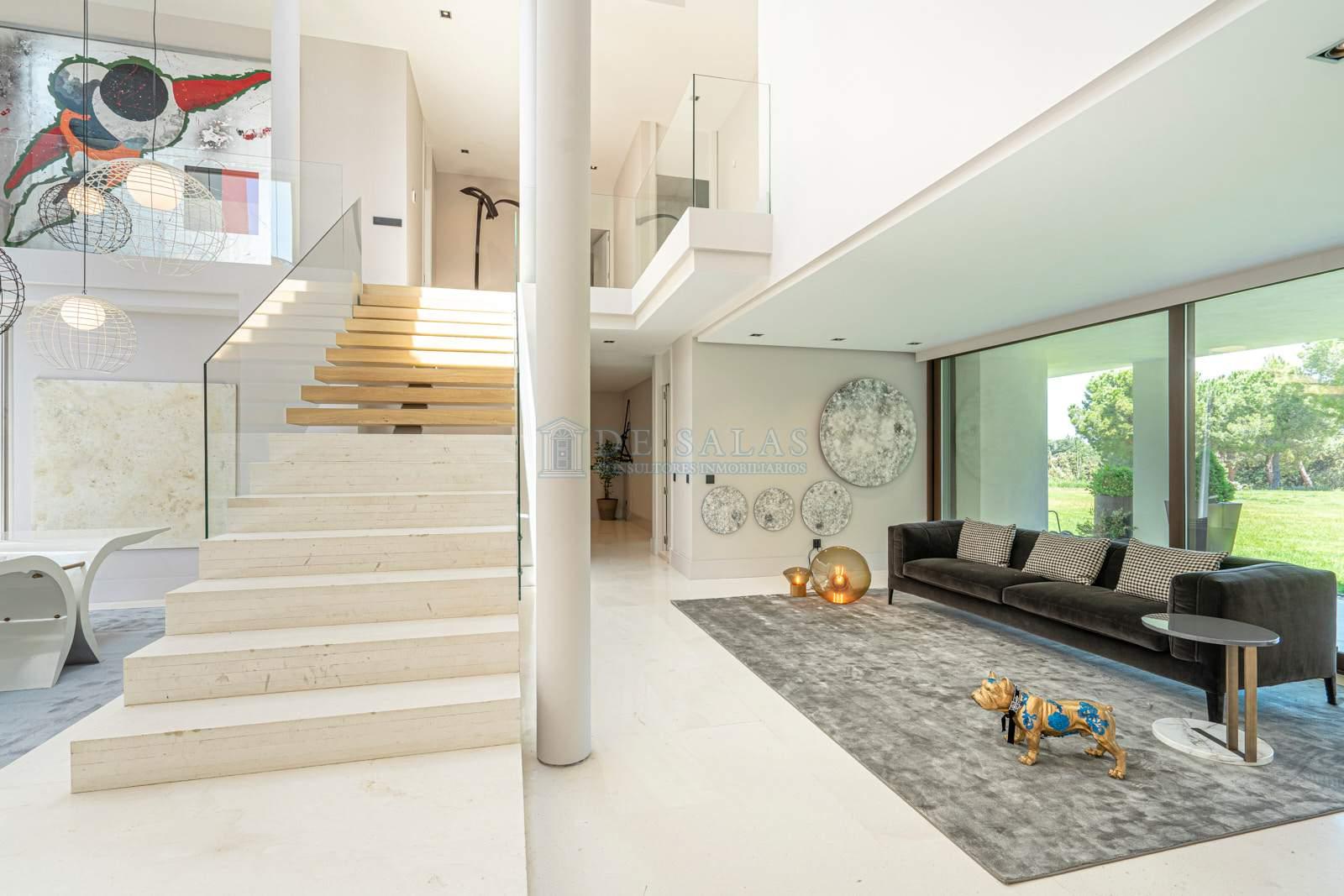 Sala-0016 House La Moraleja
