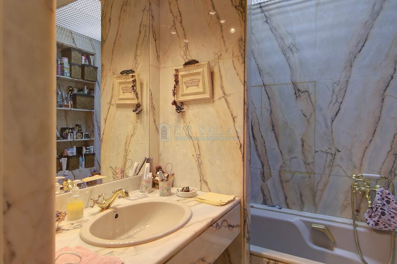 Baño-22 Chalet La Moraleja