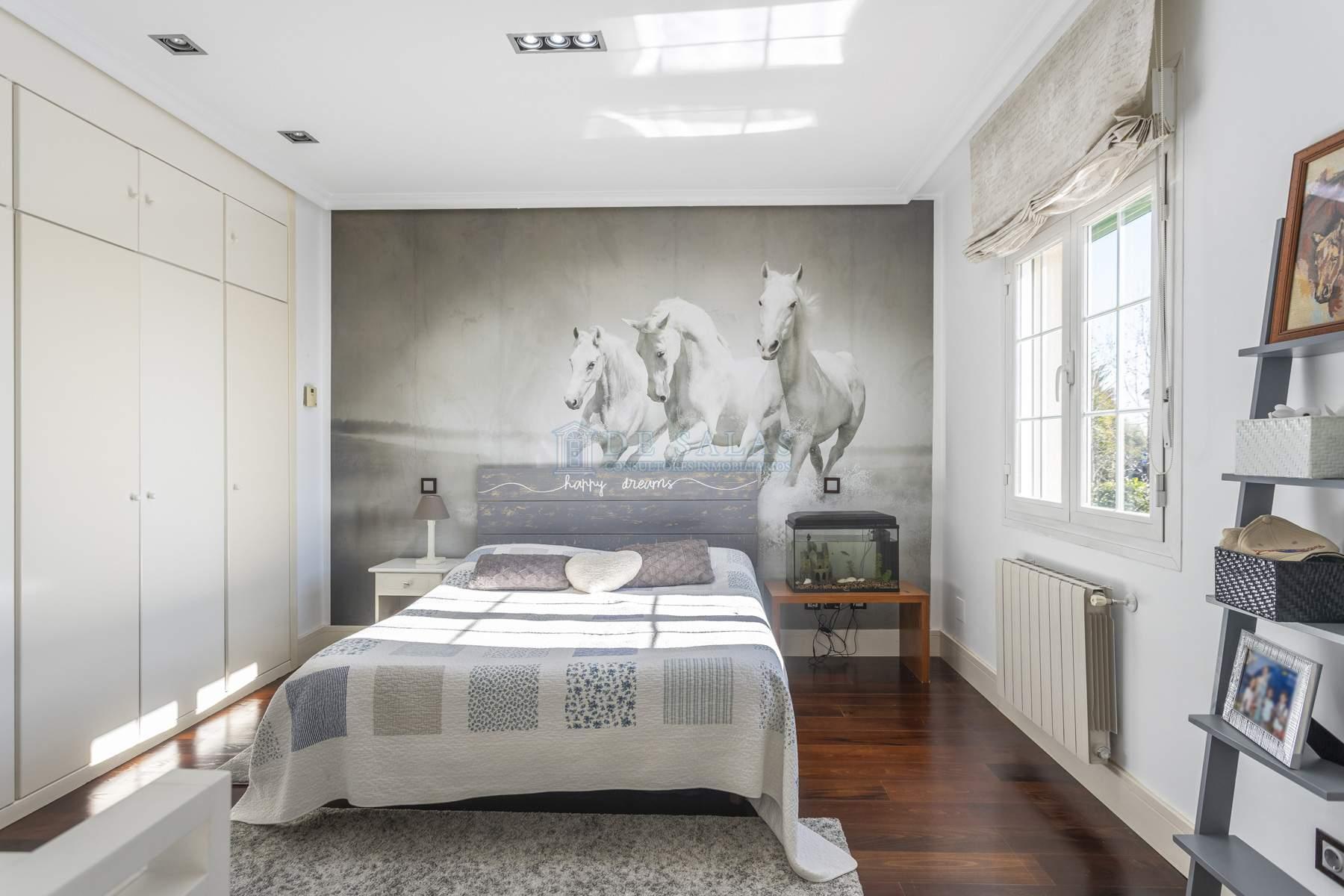 Dormitorio-19 Chalet El Encinar de los Reyes