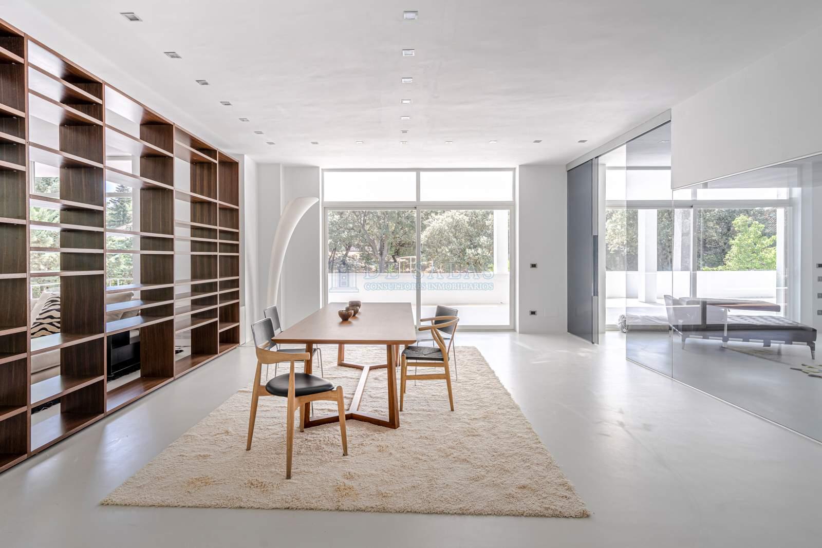 Salón-006 House La Moraleja
