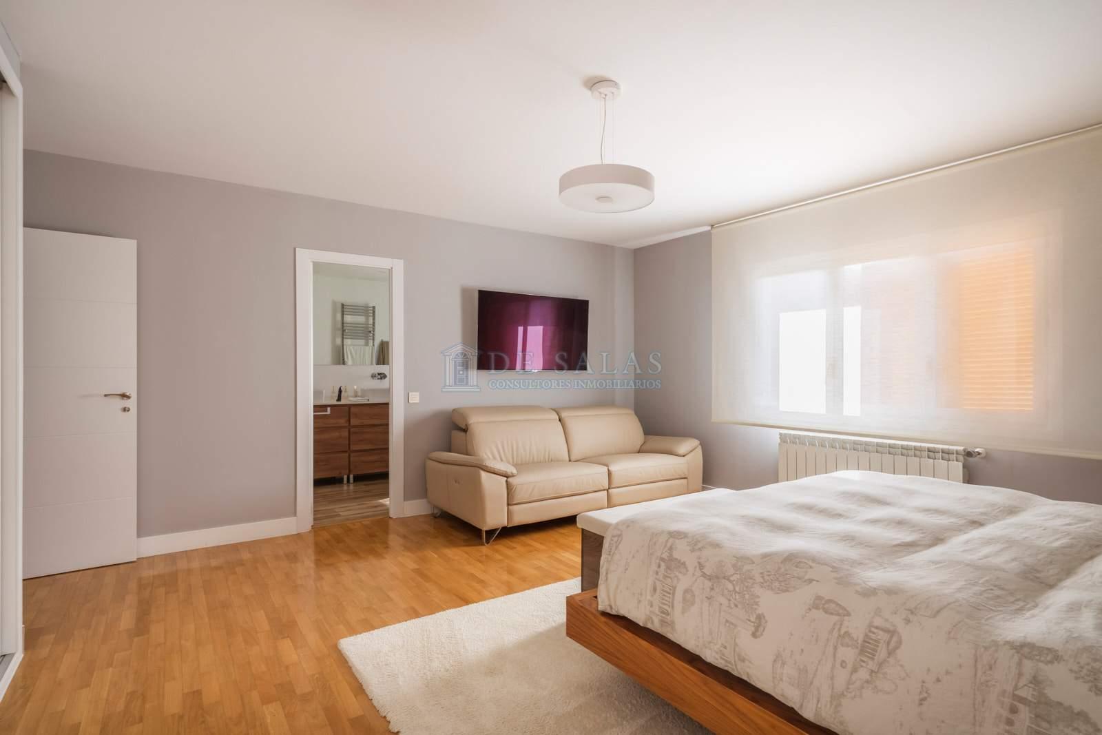 Dormitorio-25 House La Moraleja