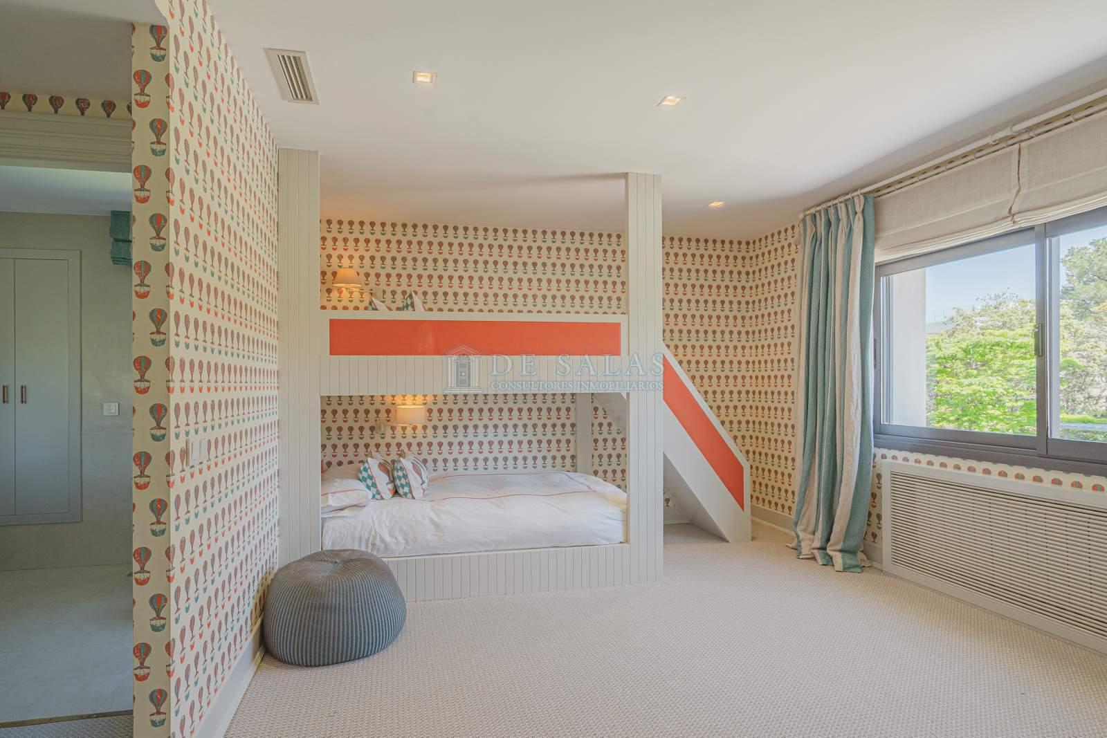 Dormitorio-0025 Chalet La Moraleja