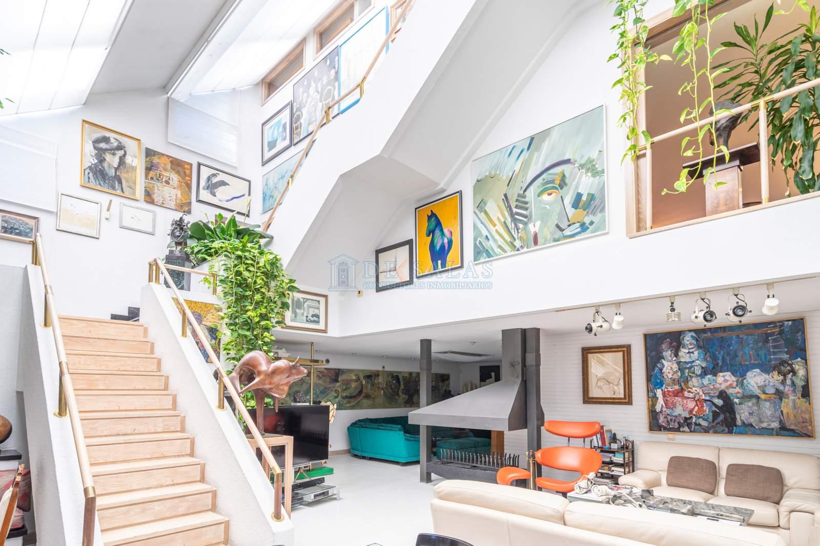 Salón-32 House La Moraleja