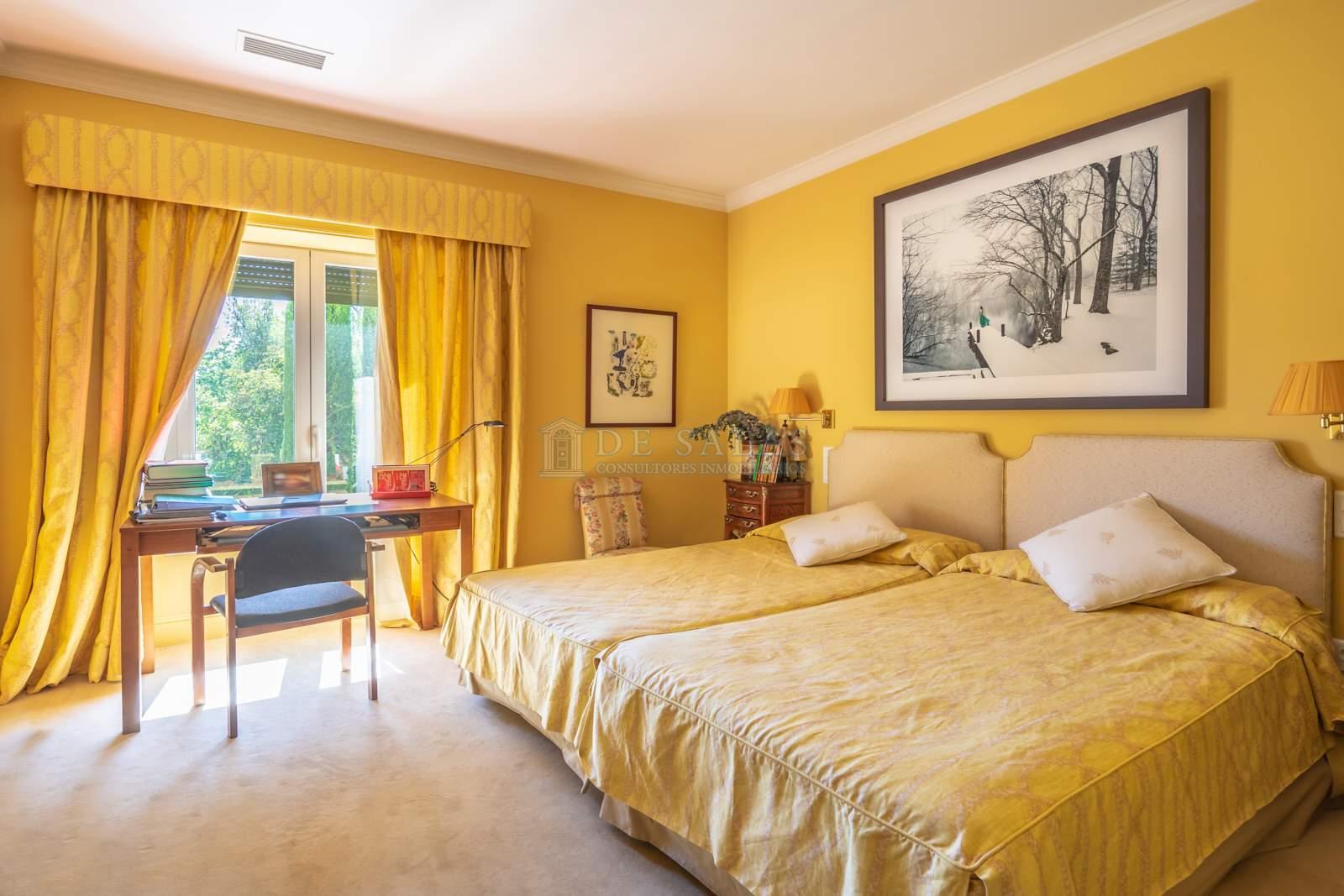 Dormitorio-20 House La Moraleja