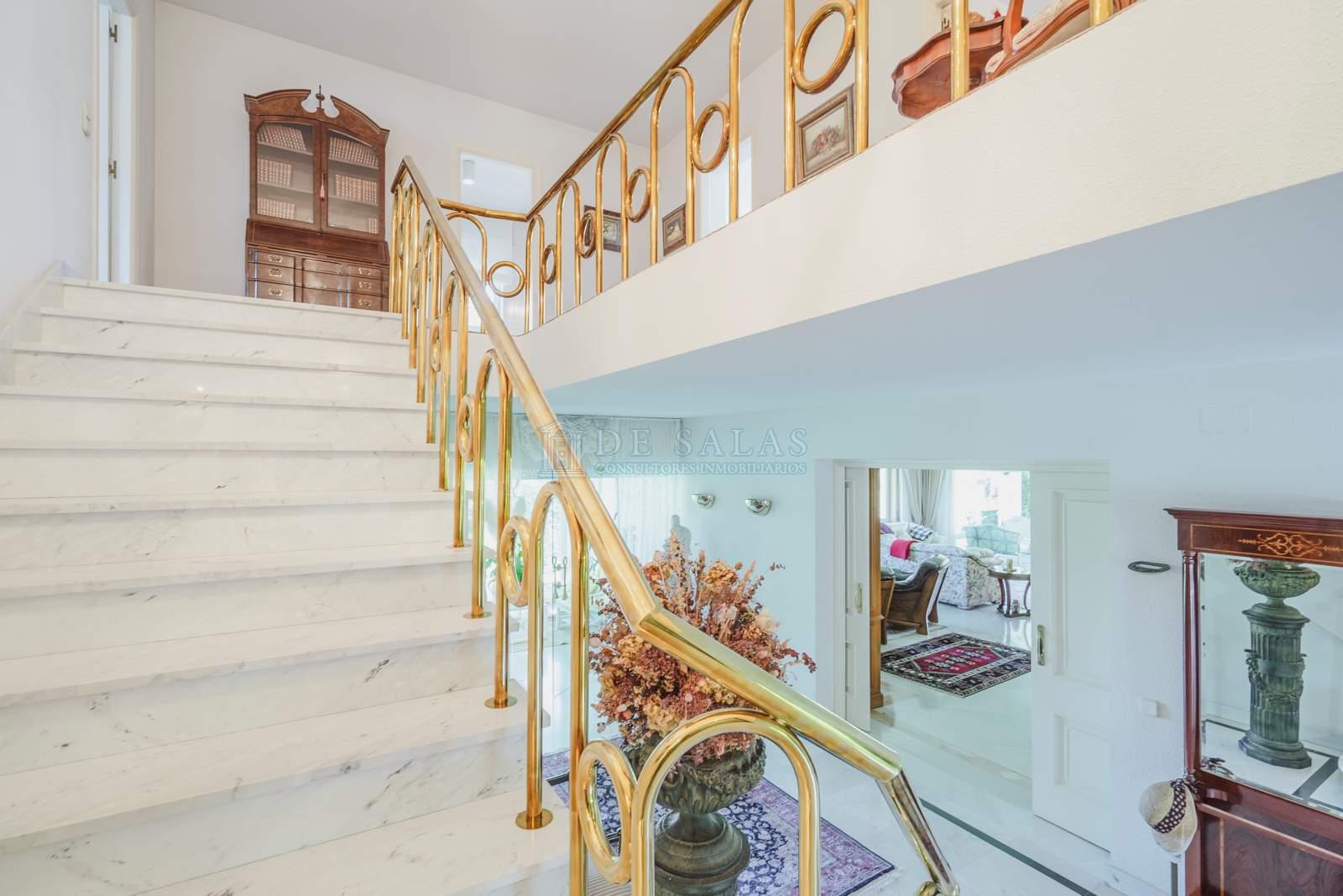Escalera-0041 Maison La Moraleja