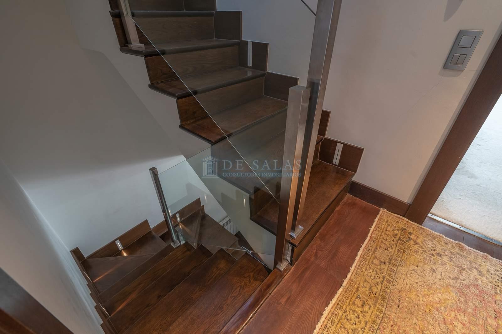 Escalera-22 House Soto de la Moraleja