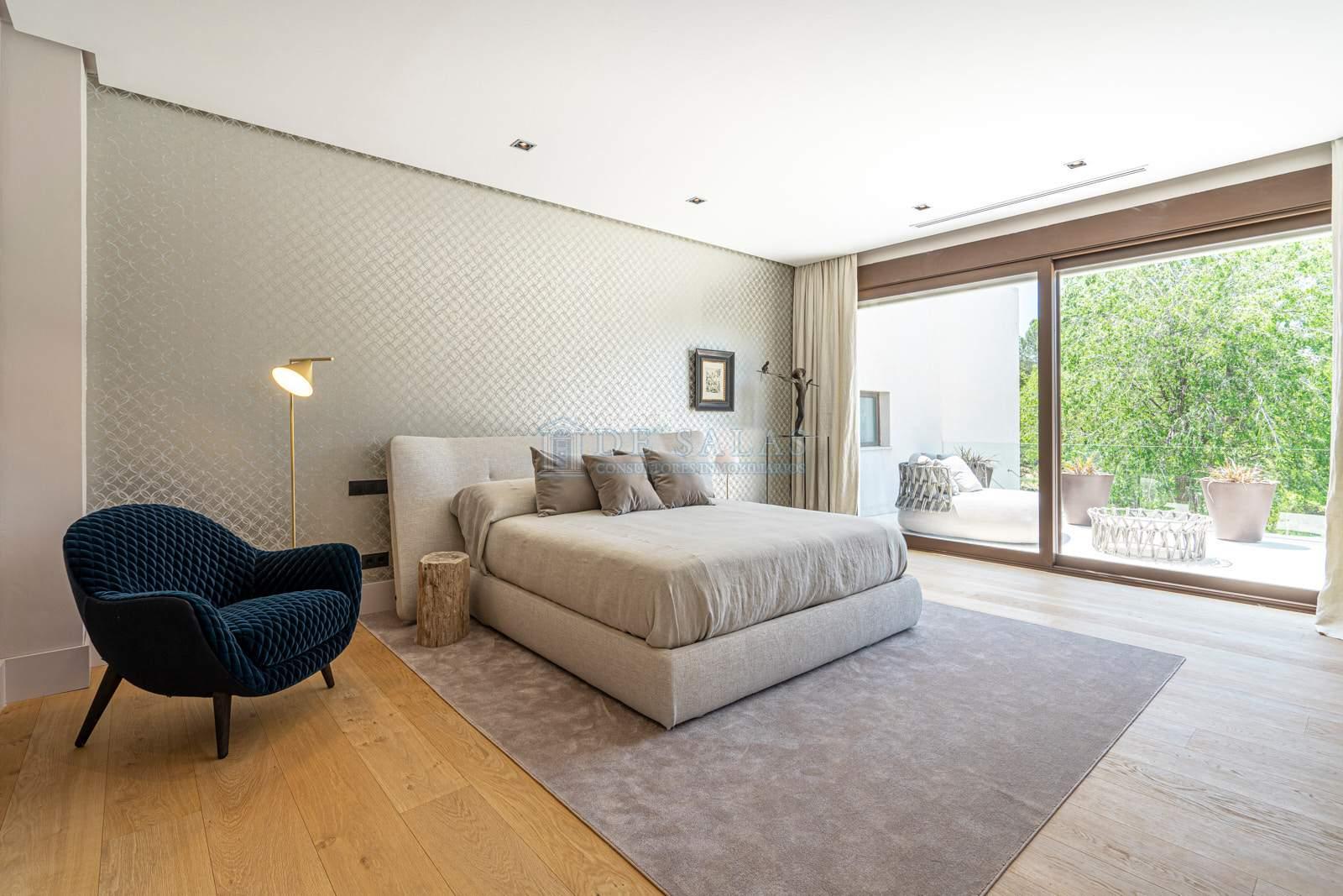 Dormitorio-0036 House La Moraleja