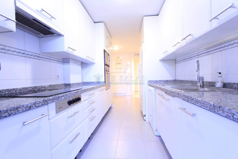 Cocina-_MG_2215 Appartement El Encinar de los Reyes