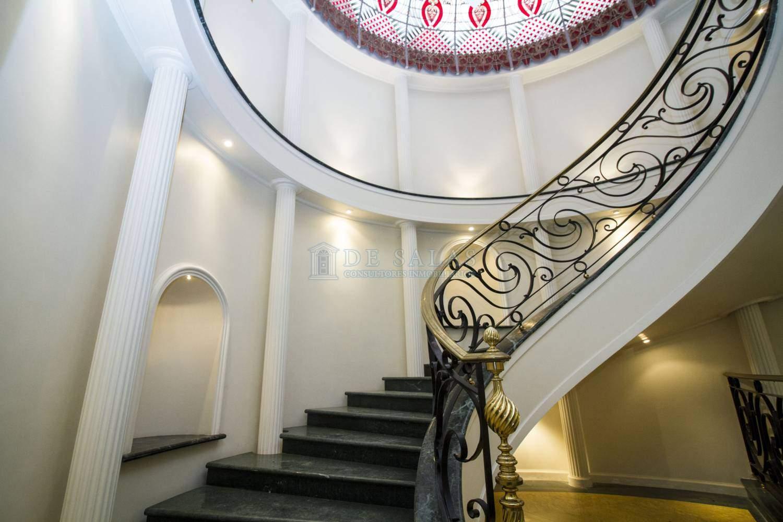 Escalera-_MG_1347 House La Moraleja