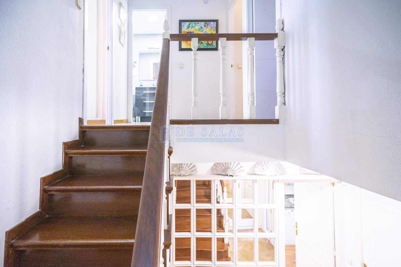 Escalera-26 House Soto de la Moraleja