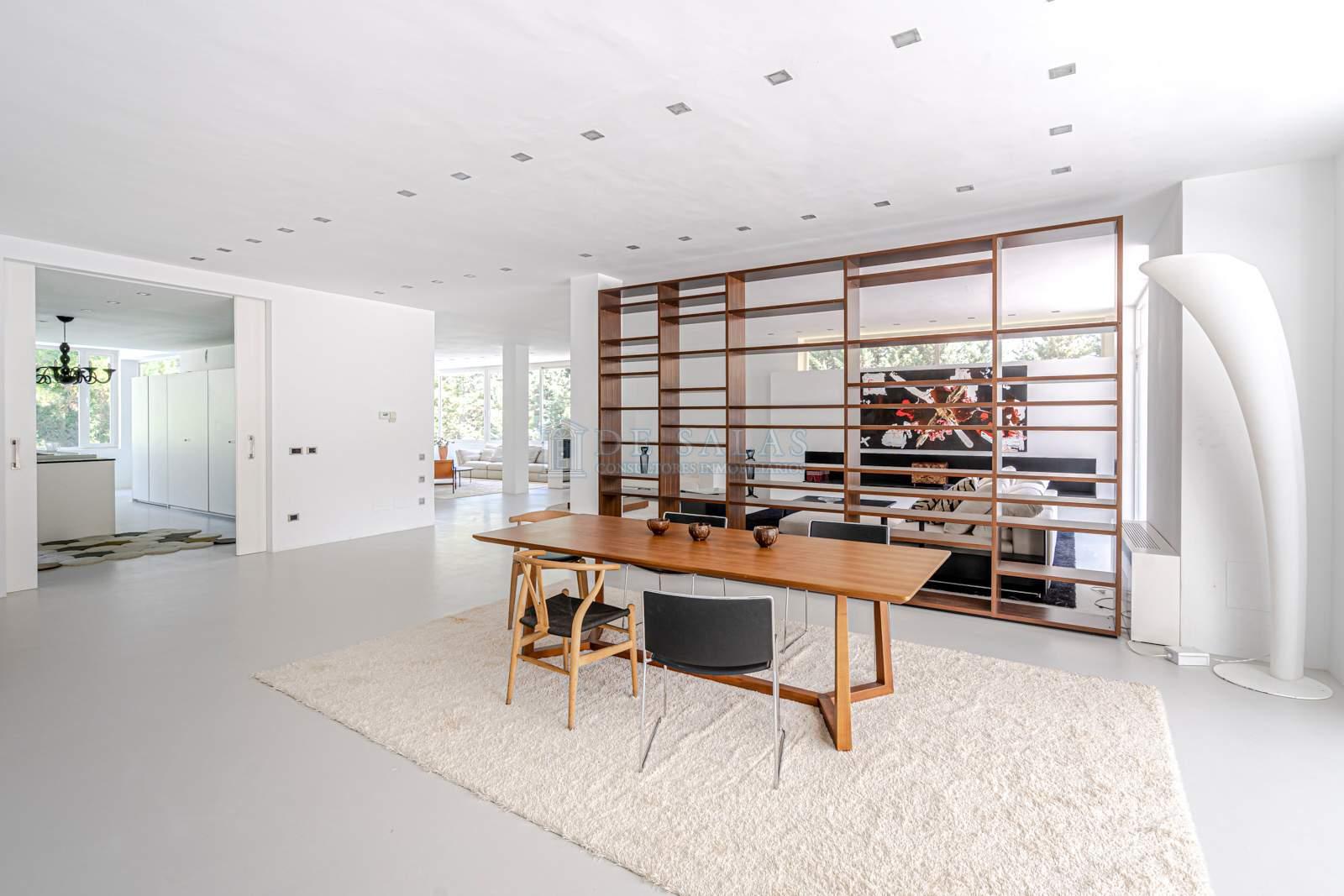 Salón-004 House La Moraleja