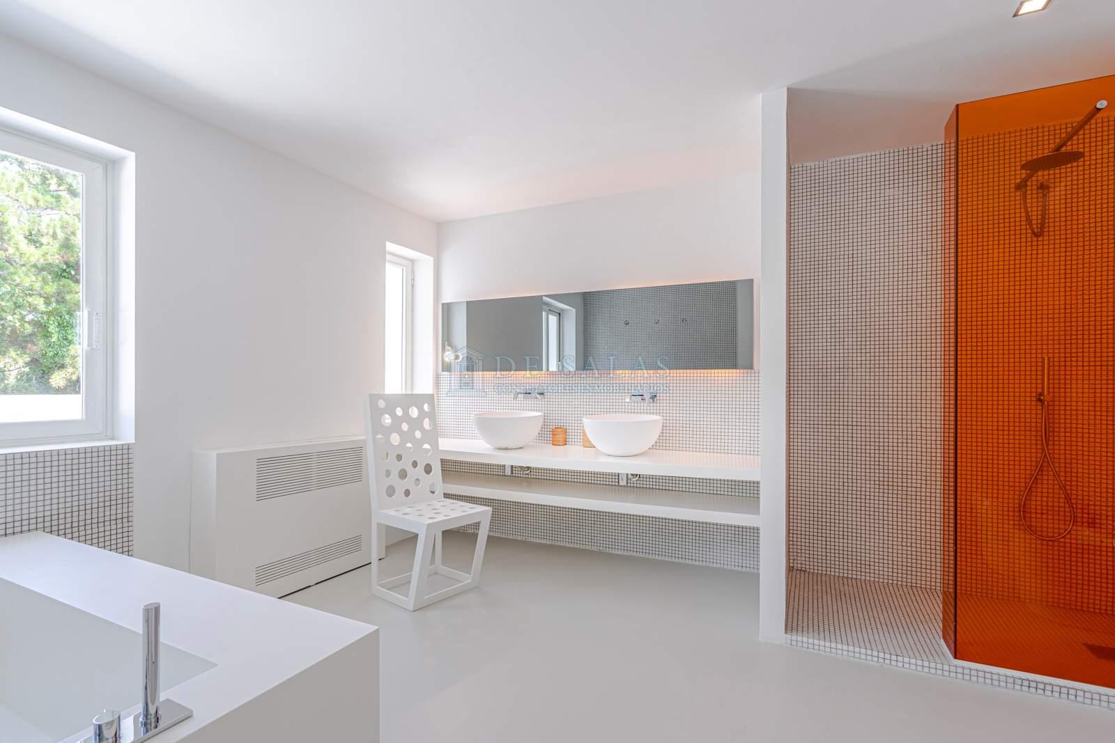 Baño-0025 House La Moraleja