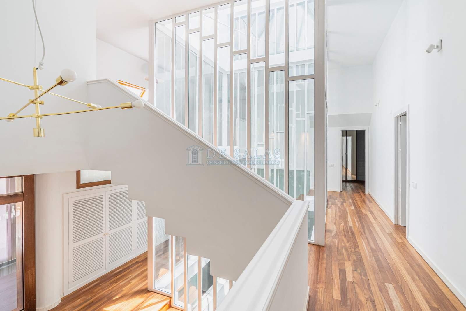 Escalera-16 Maison La Moraleja
