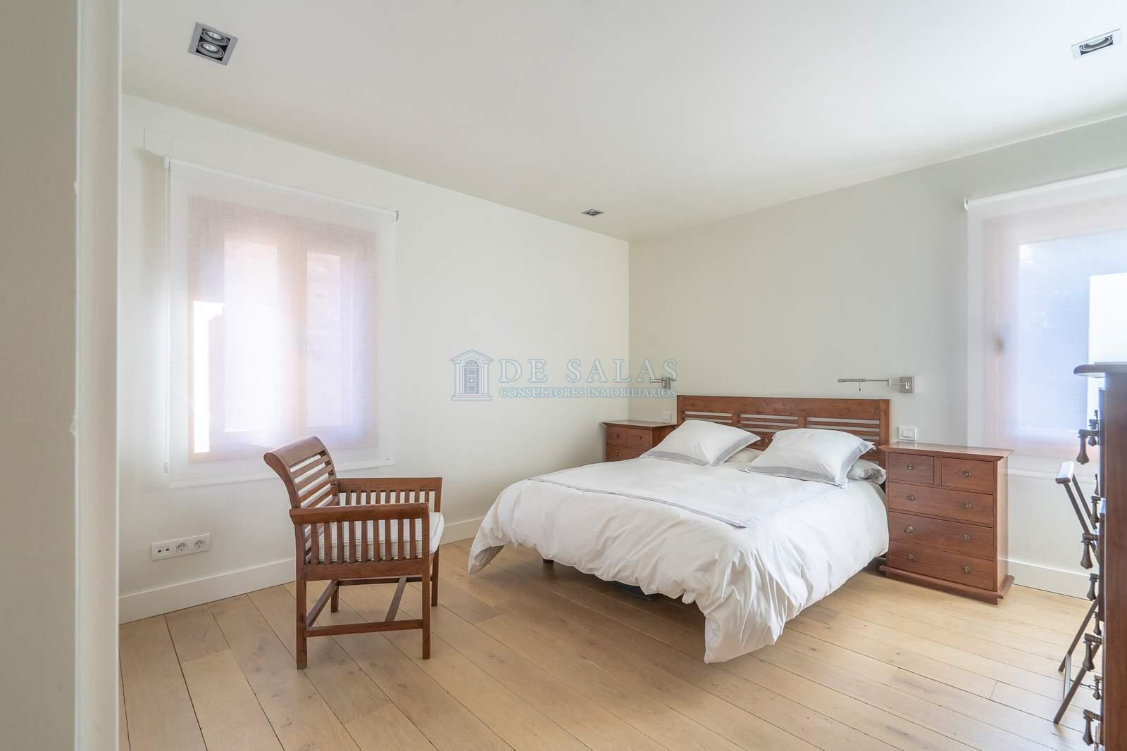 Dormitorio-36 Chalet La Moraleja