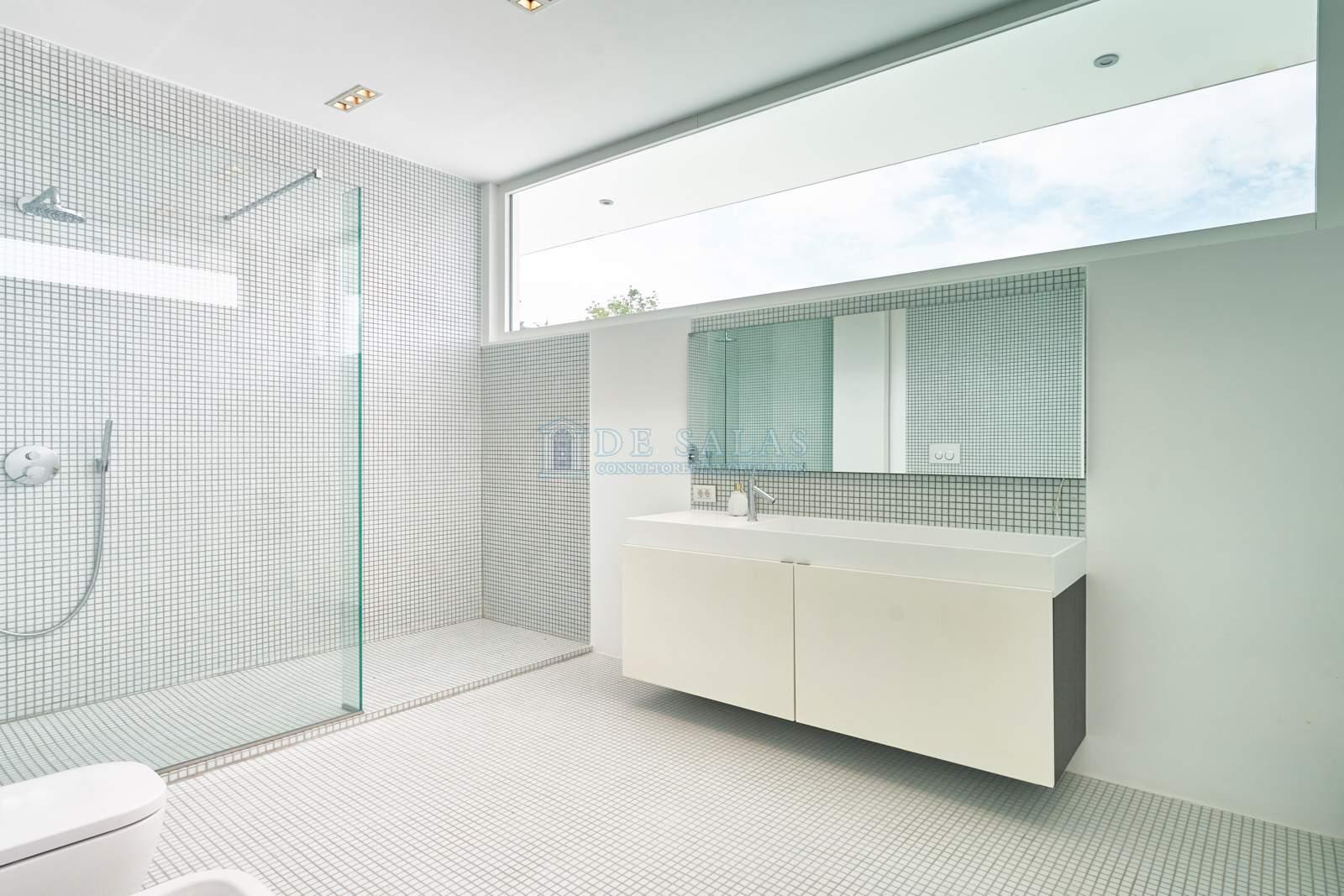 Baño-006 Maison La Moraleja