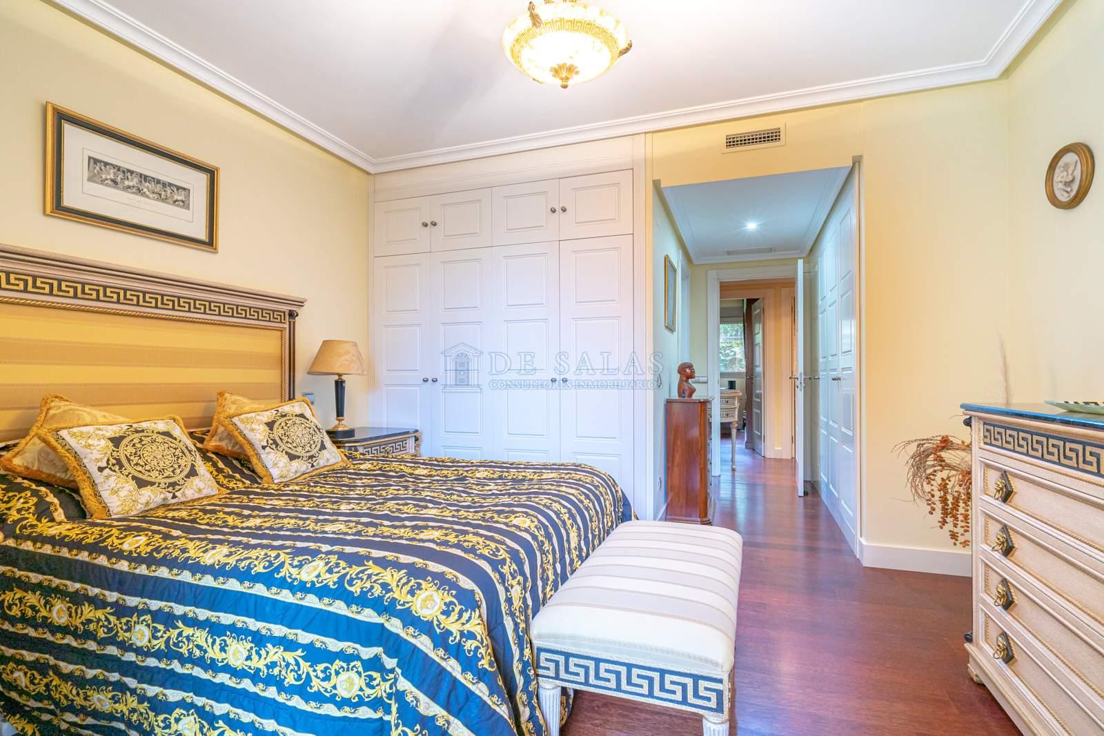 Dormitorio-23 Flat El Encinar de los Reyes