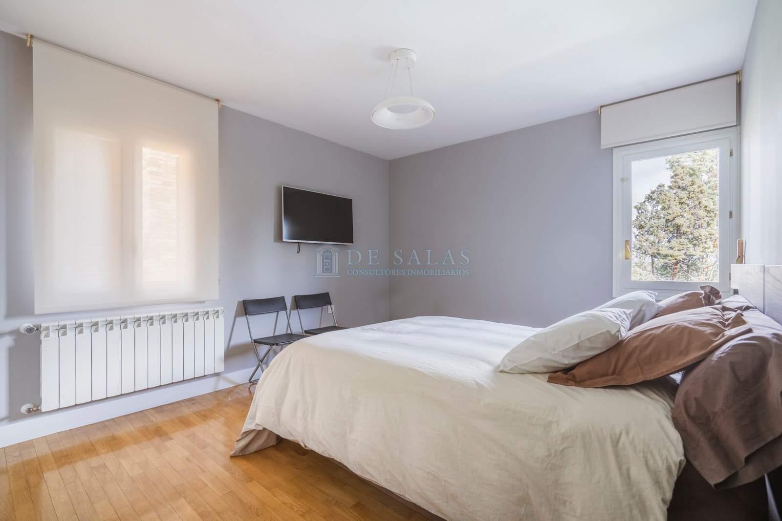 Dormitorio-29 House La Moraleja