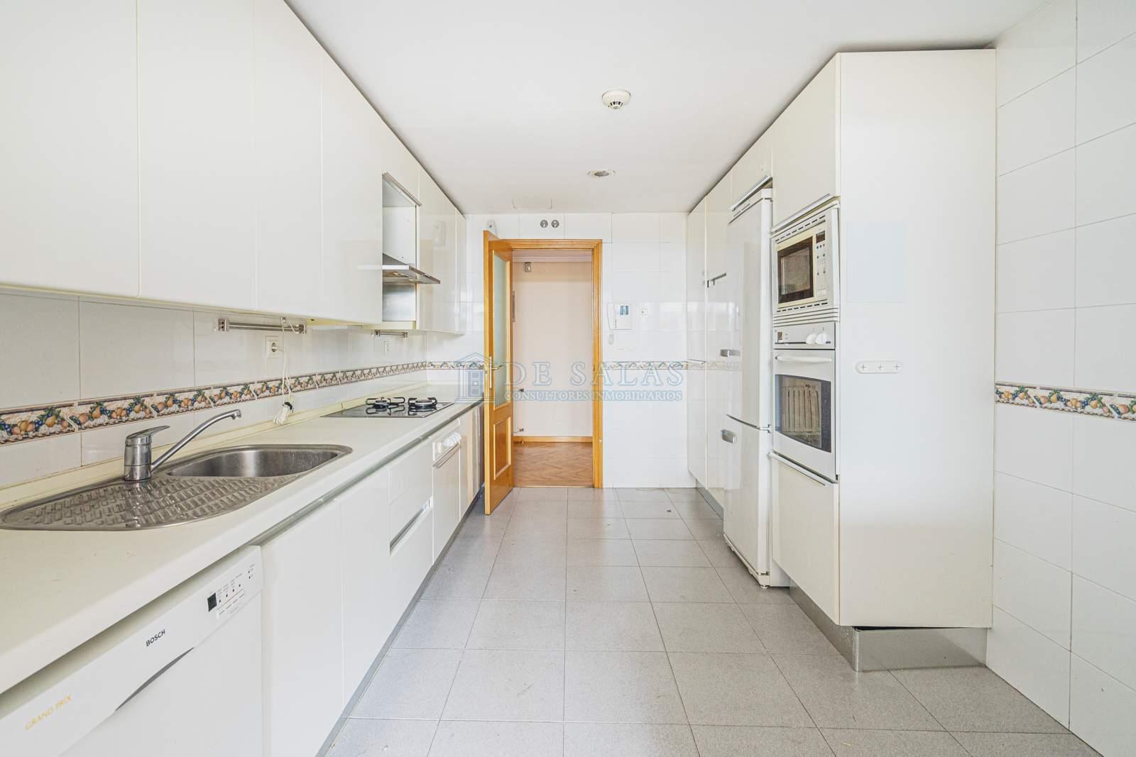 Cocina-0019 Appartement El Encinar de los Reyes