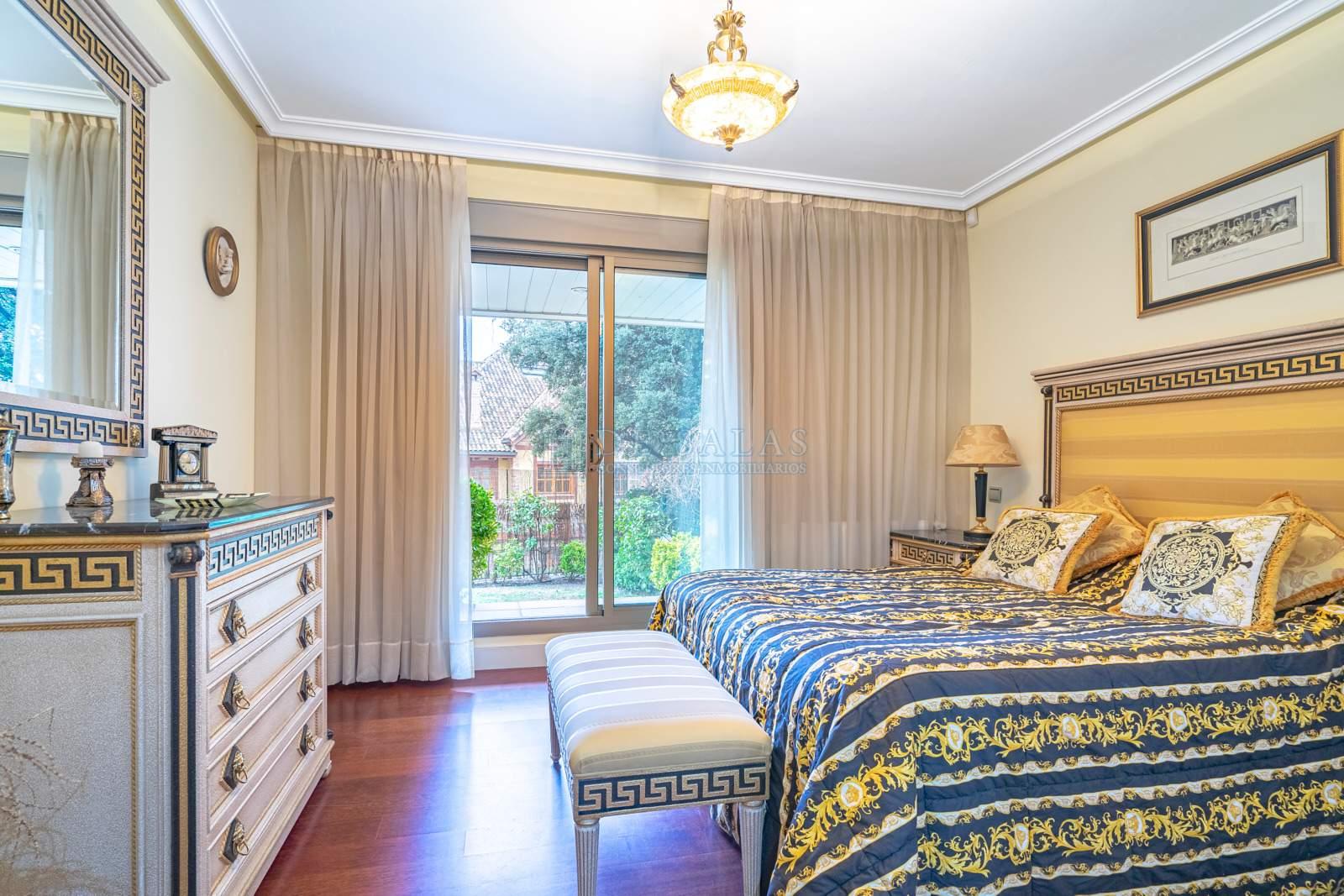 Dormitorio-22 Flat El Encinar de los Reyes