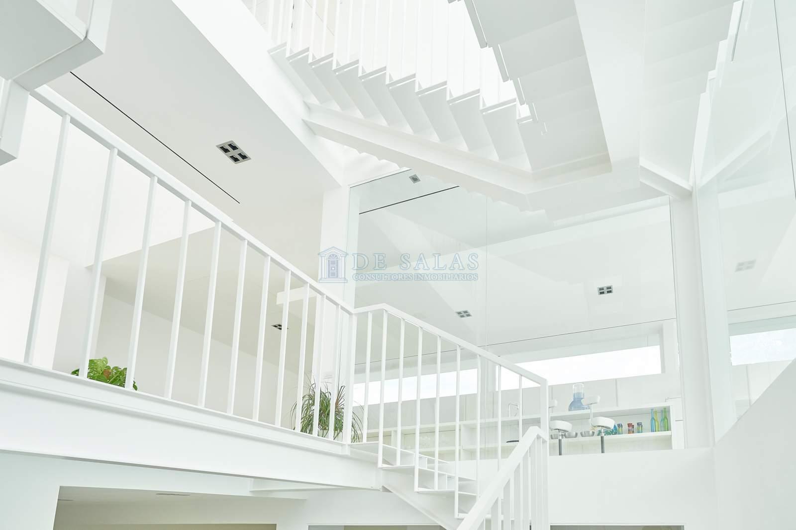 Escaleras-003 Maison La Moraleja