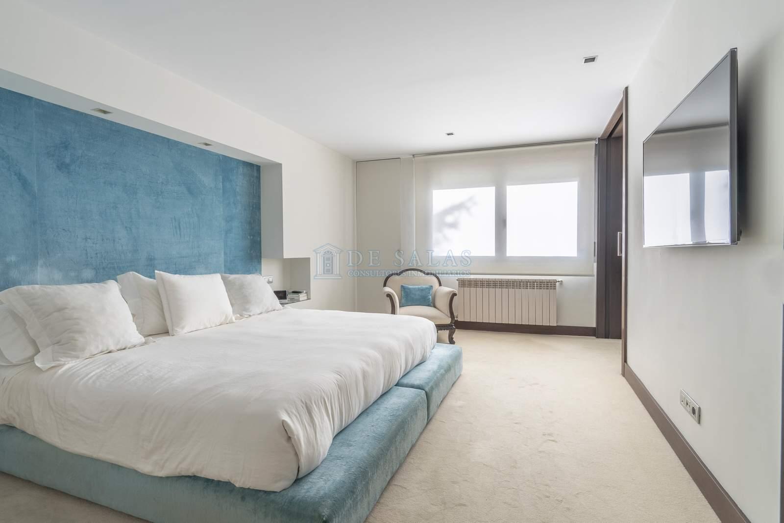 Dormitorio-10 House Soto de la Moraleja