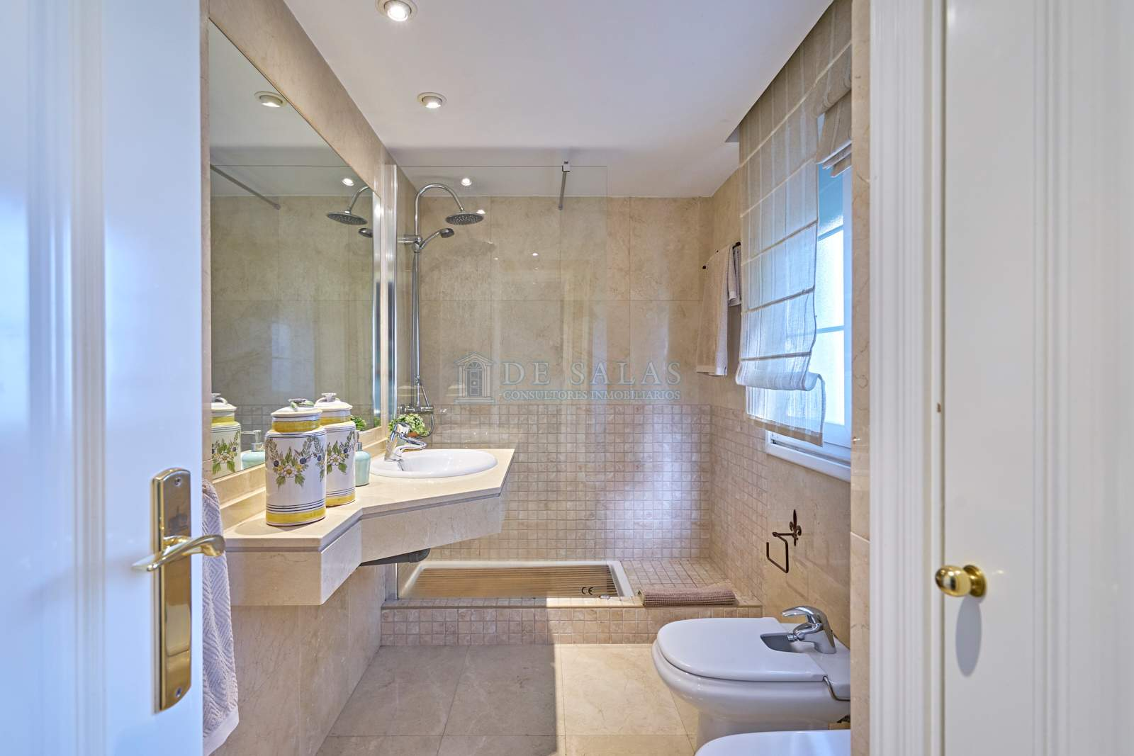 Baño- Maison El Encinar de los Reyes