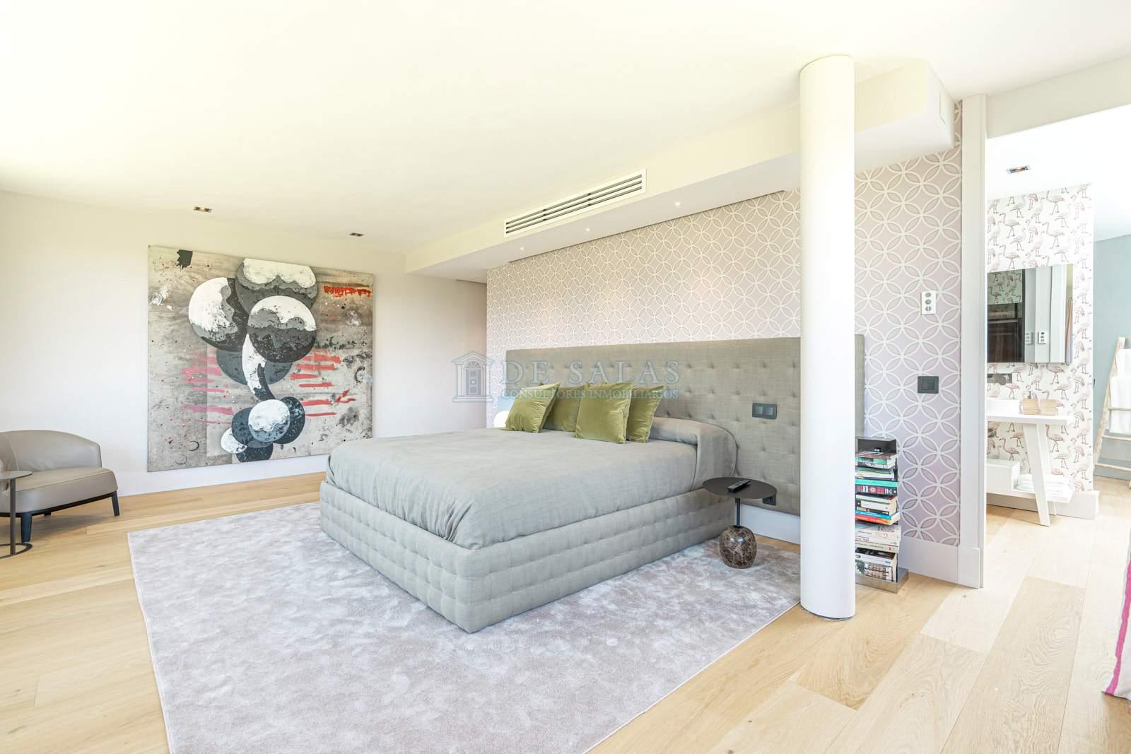 Dormitorio-0029 House La Moraleja