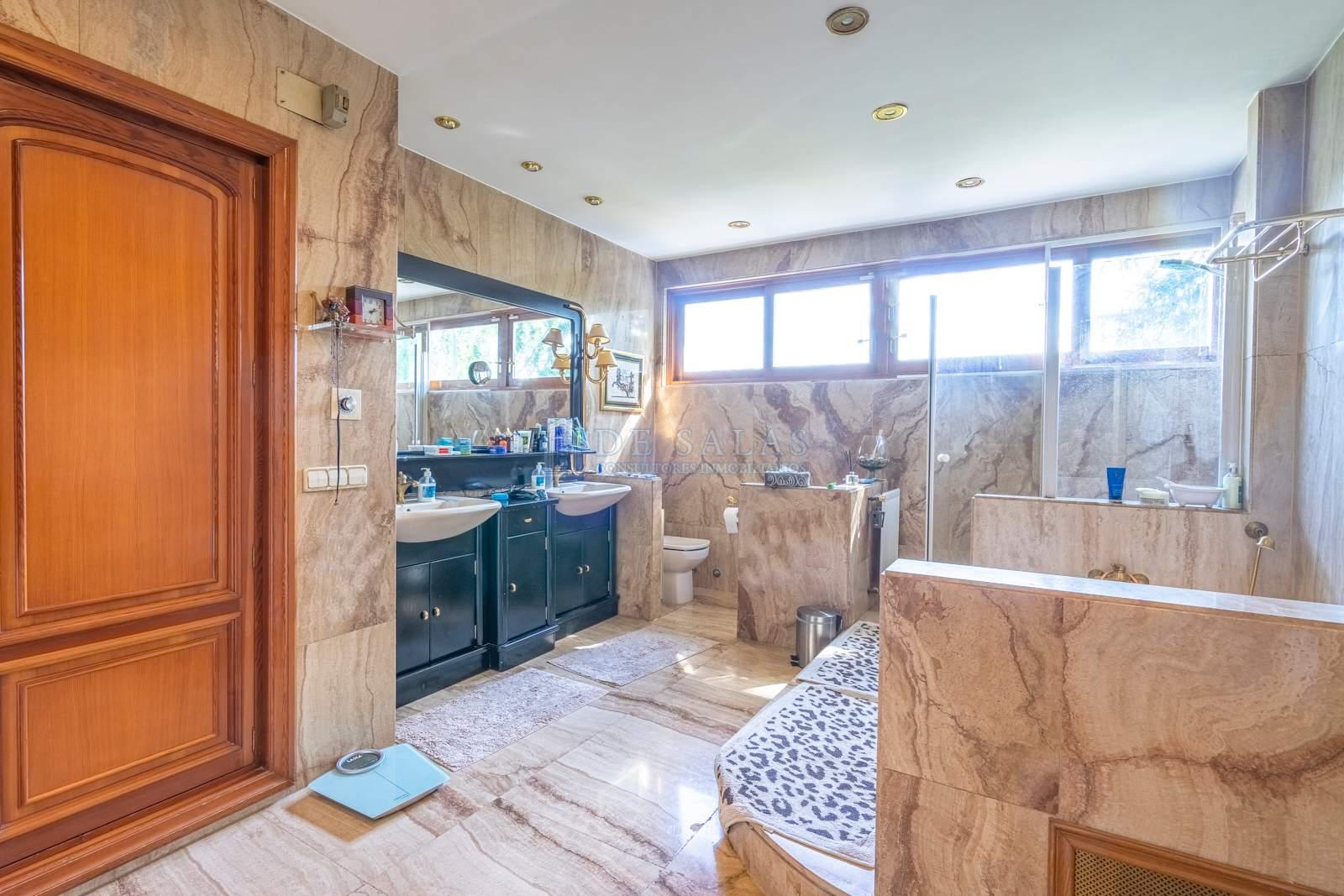 Baño-40 Maison La Moraleja