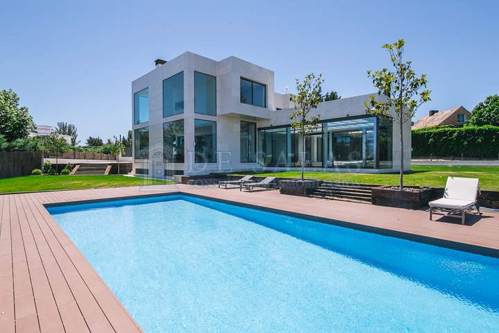 4 House La Moraleja