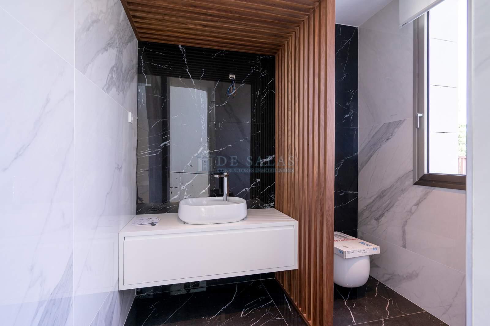 Baño-10 Chalet La Moraleja