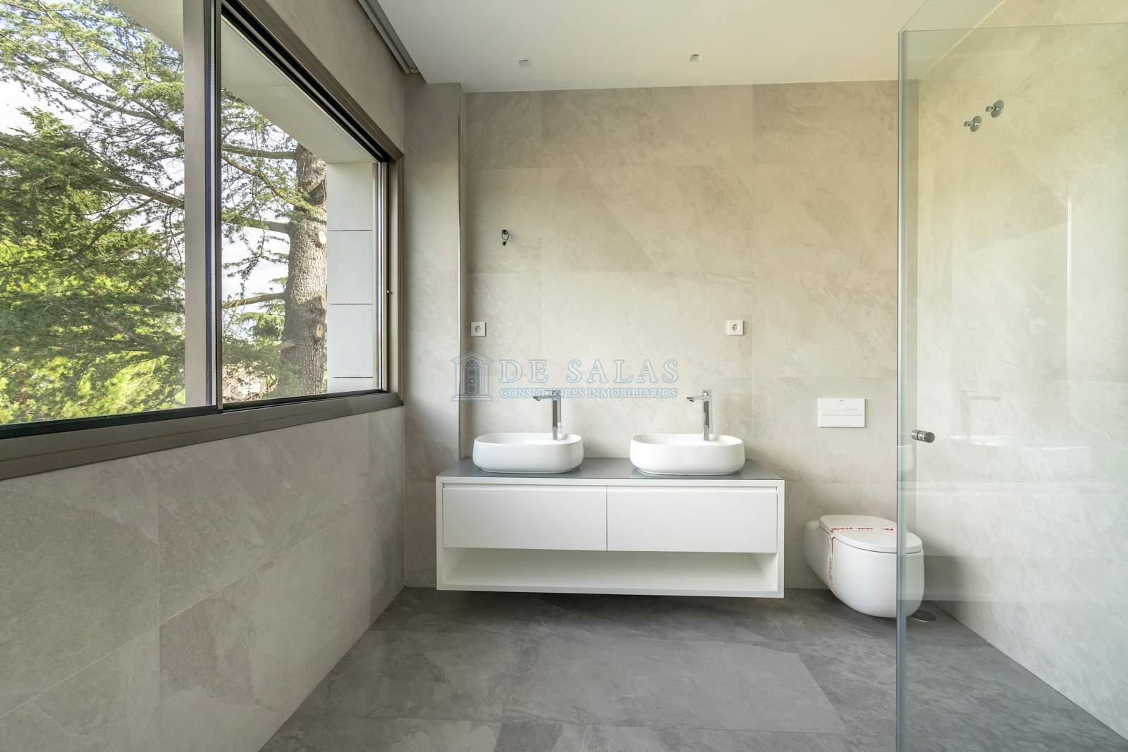 Baño-16 Maison La Moraleja