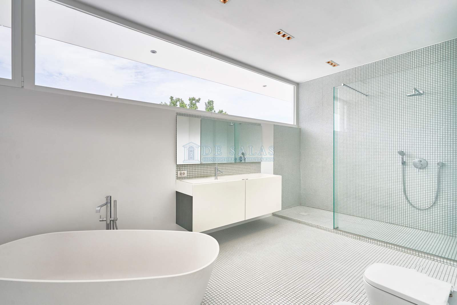 Baño-005 Maison La Moraleja