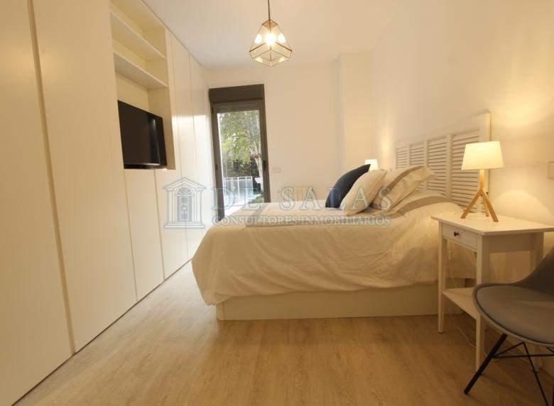 Dormitorio ppal (1) Flat El Encinar de los Reyes