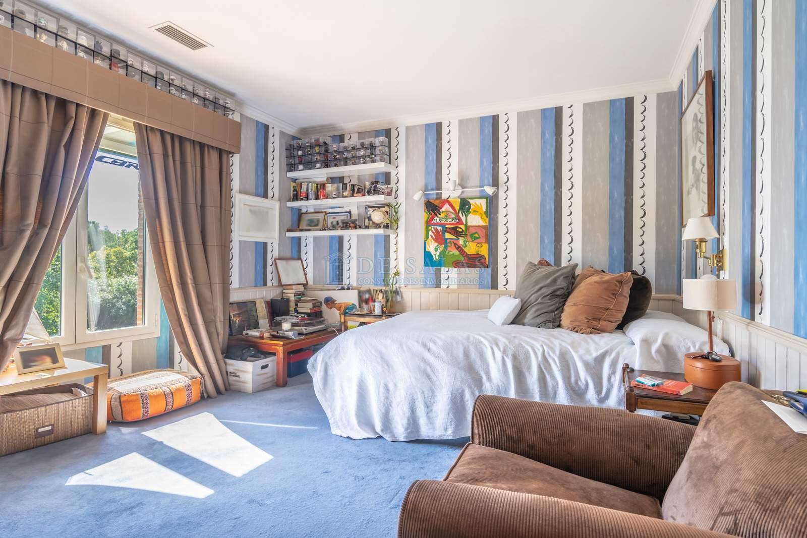 Dormitorio-23 House La Moraleja