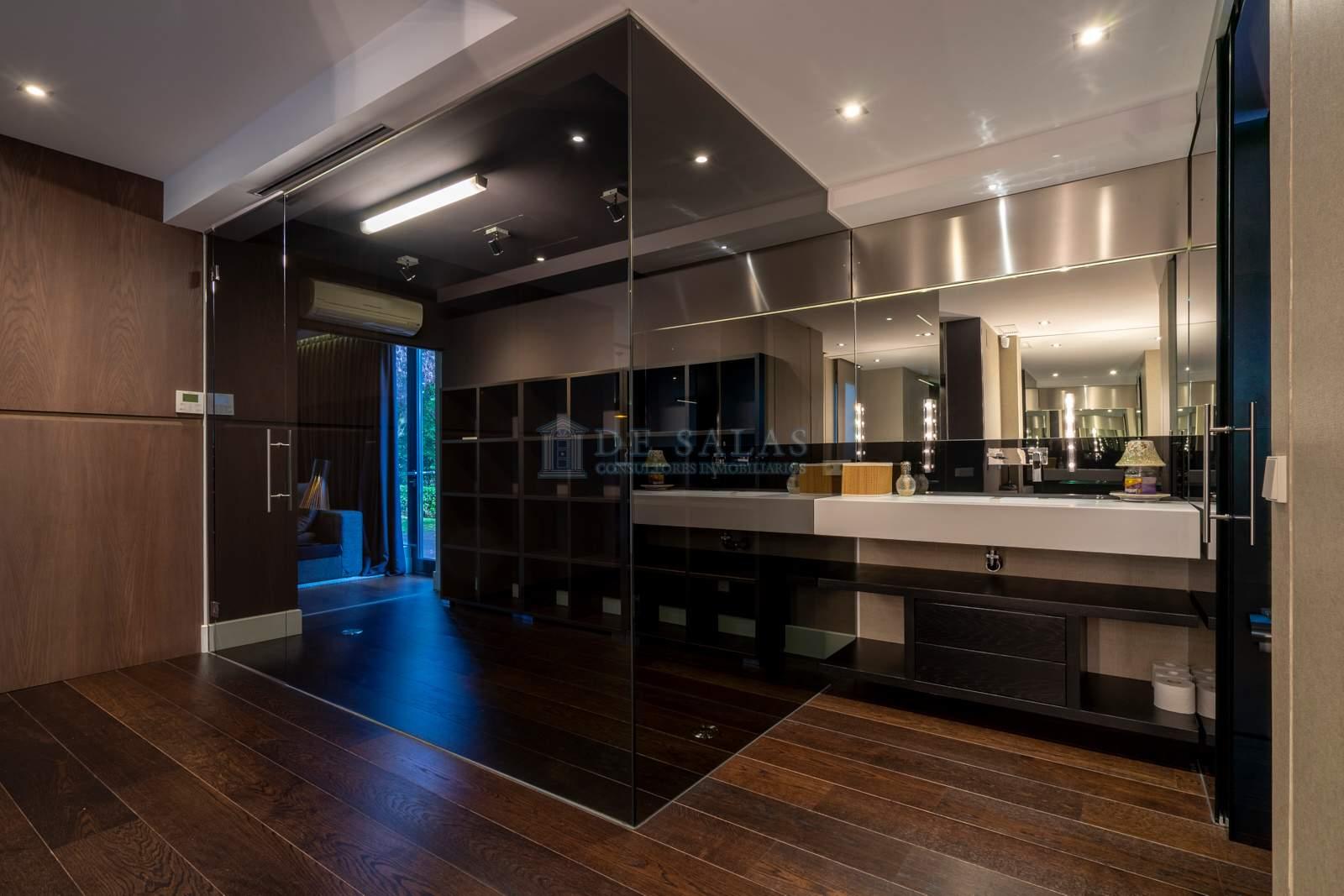 Baño-36 Maison La Moraleja