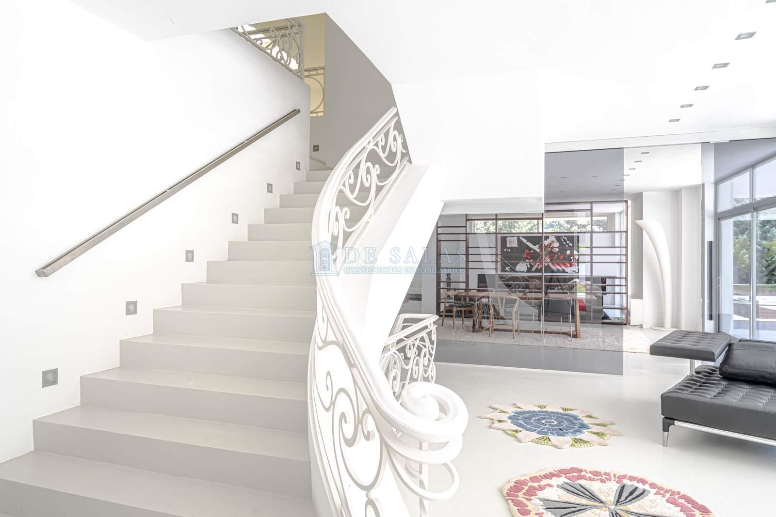 Hall-002 House La Moraleja